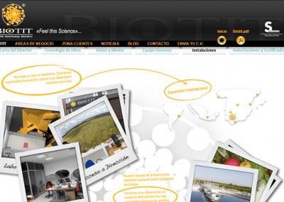 Programación web BIOTIT