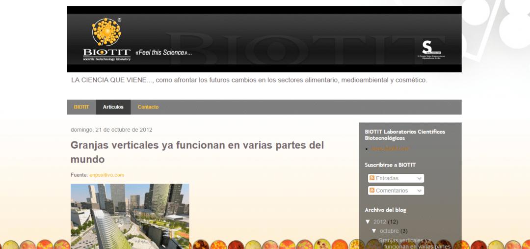 Biotit Blog