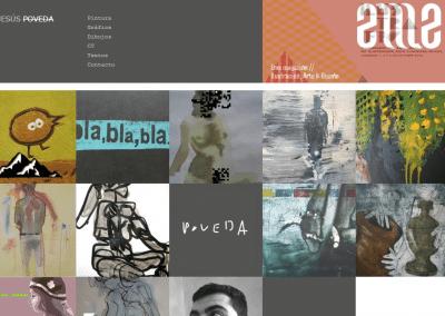Programación Web wordpress Portafolio Jesús Poveda