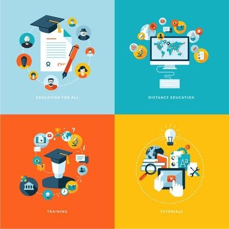 Formación online  Moodle – Plataforma de enseñanza