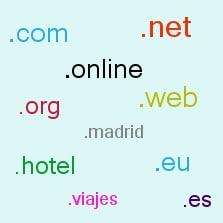 Hosting y Dominios Web – Ojo: Registro del dominio a su nombre