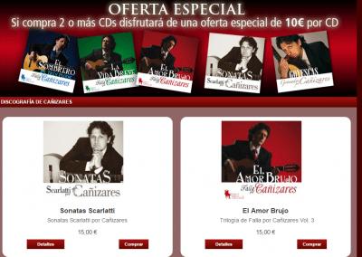 Programación Tienda online Juan Manuel Cañizares