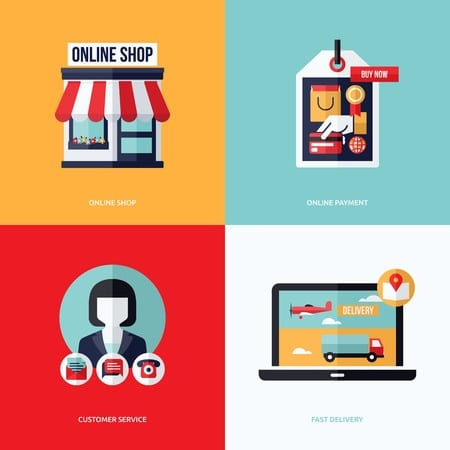 Tiendas online: PrestaShop, WooCommerce