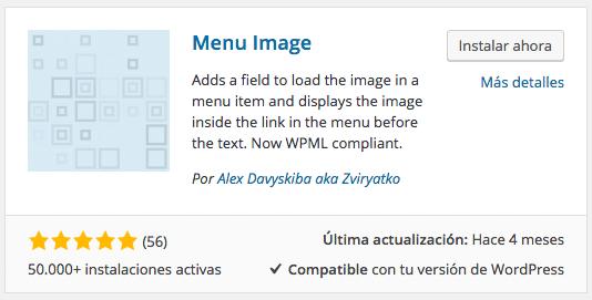 Plugin Menu Image