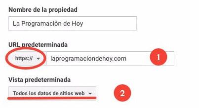 HTTPS G Analytics