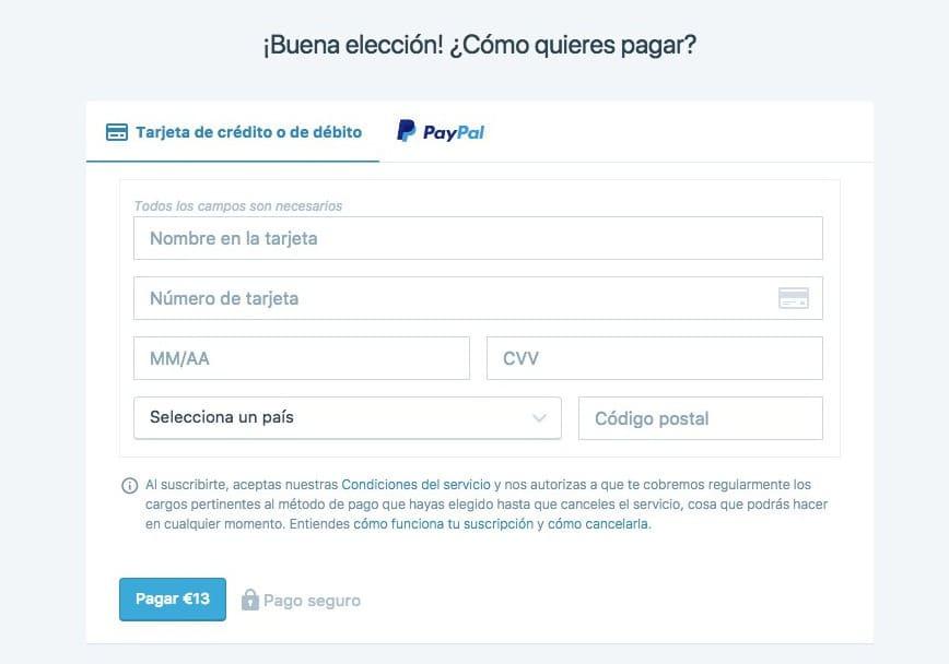 Herramienta redireccionar wordpress.com